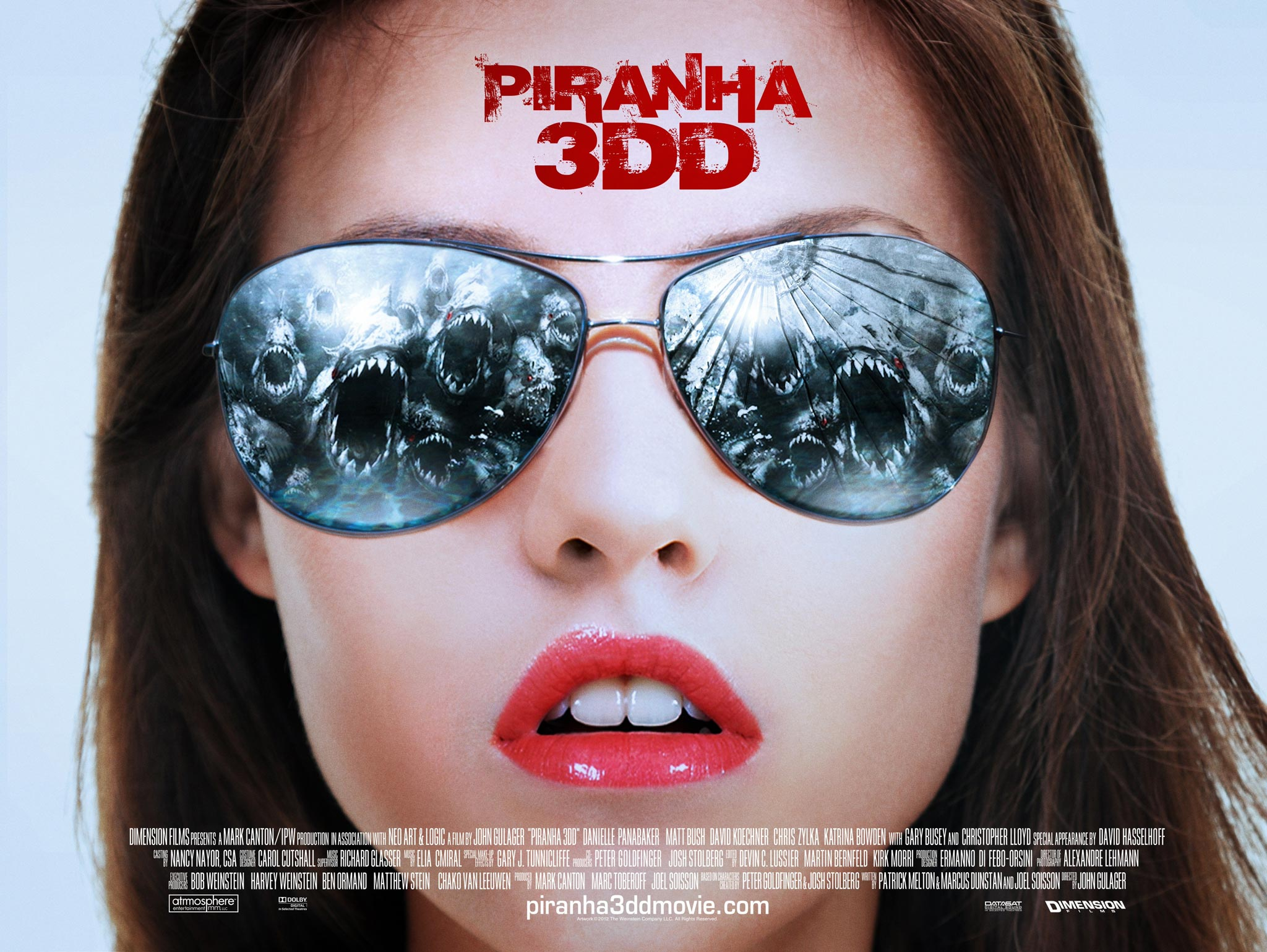 download piranha 3dd