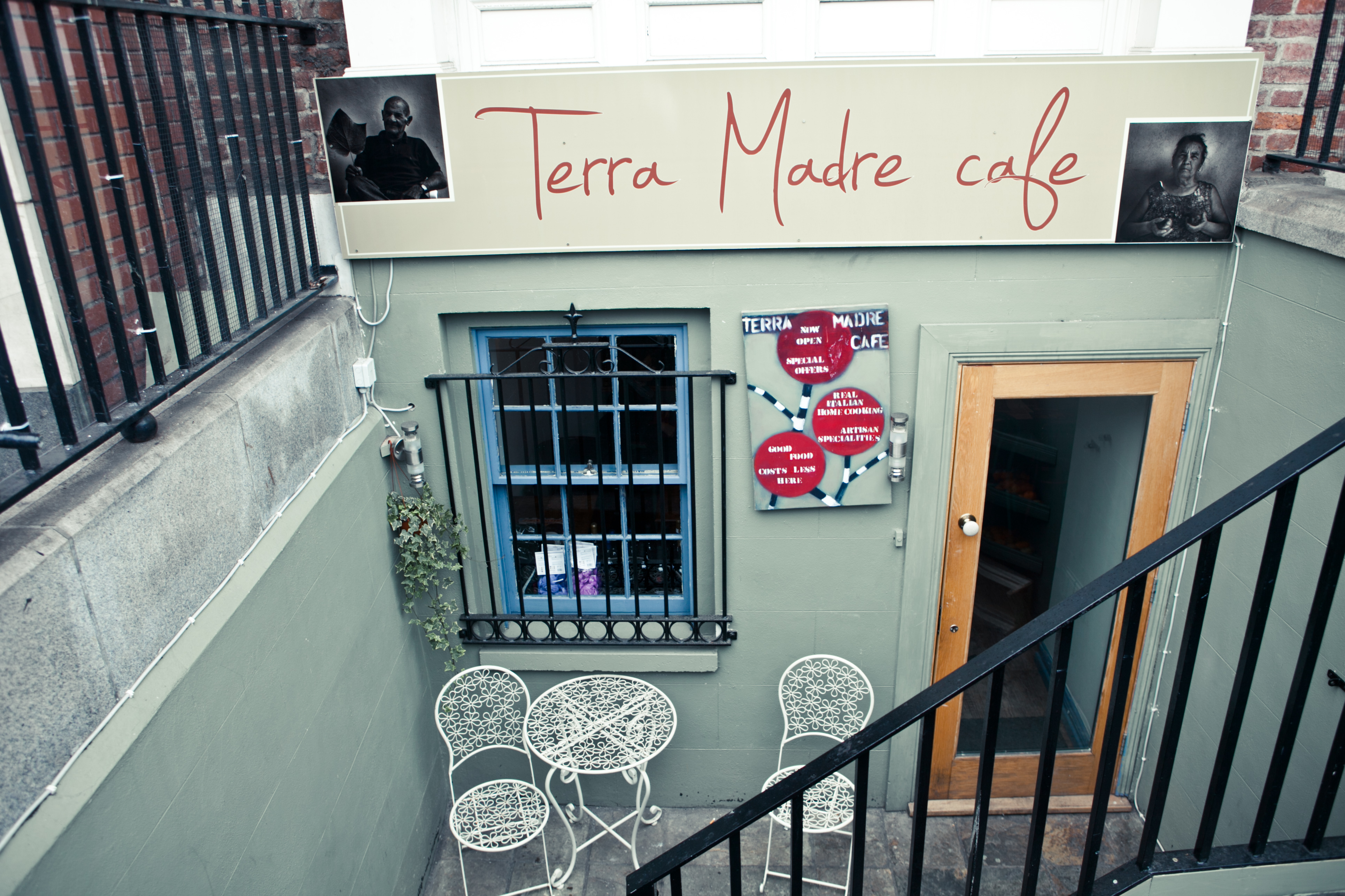 Restaurant Review: Terra Madre