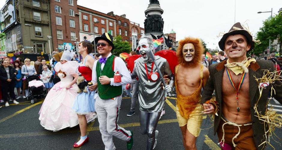 Gay Pride Halloween Costume.Totally Dublin S Pick Of Pride 2014