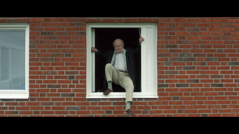 Film review the 100 year old man for 100 year old man who climbed out the window audiobook
