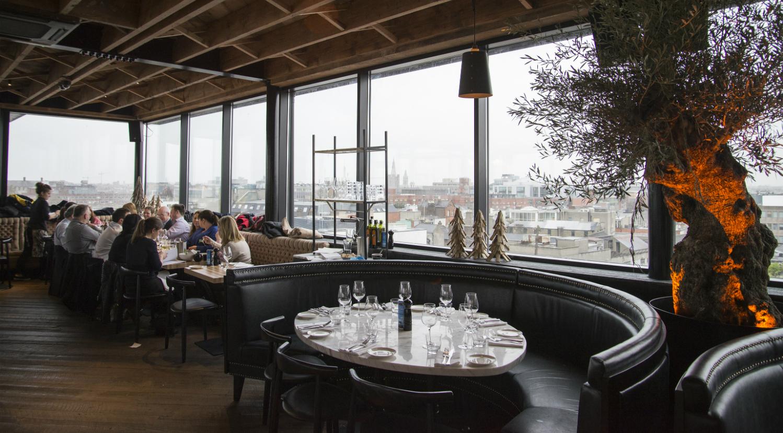 Top Dublin Restaurants For Dinner
