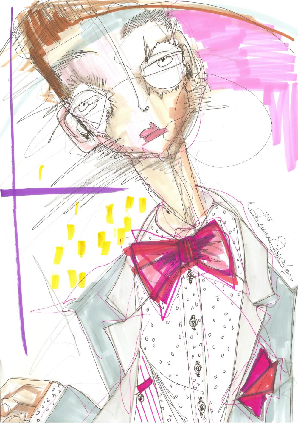 Emma Sheridan Cor Sine Labe Doli Illustration 1st prize