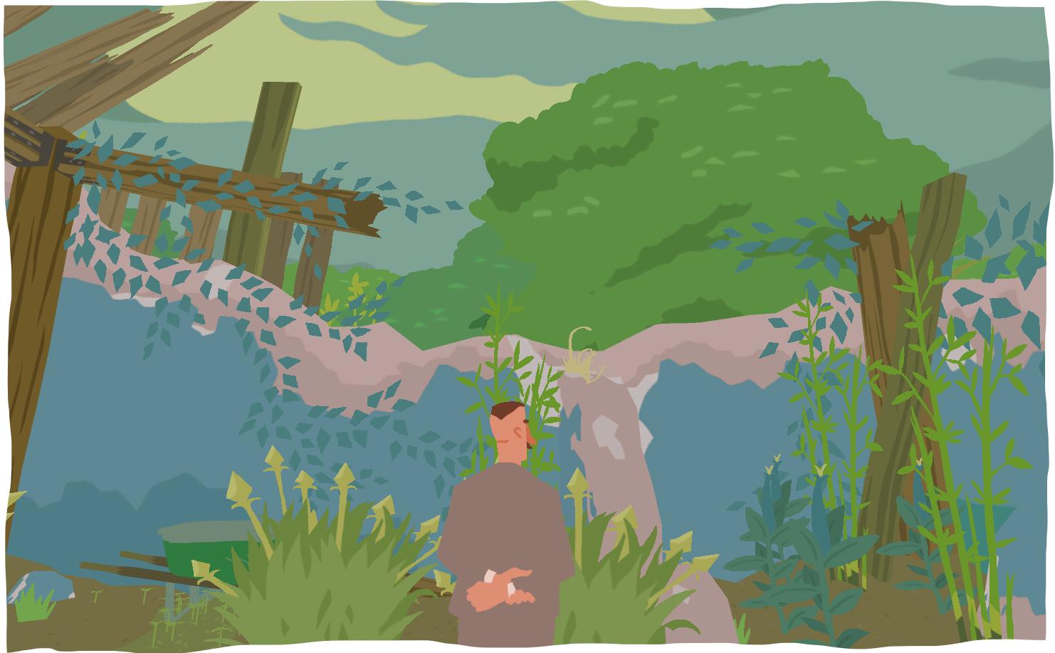 Games - Short piece - A Good Gardener