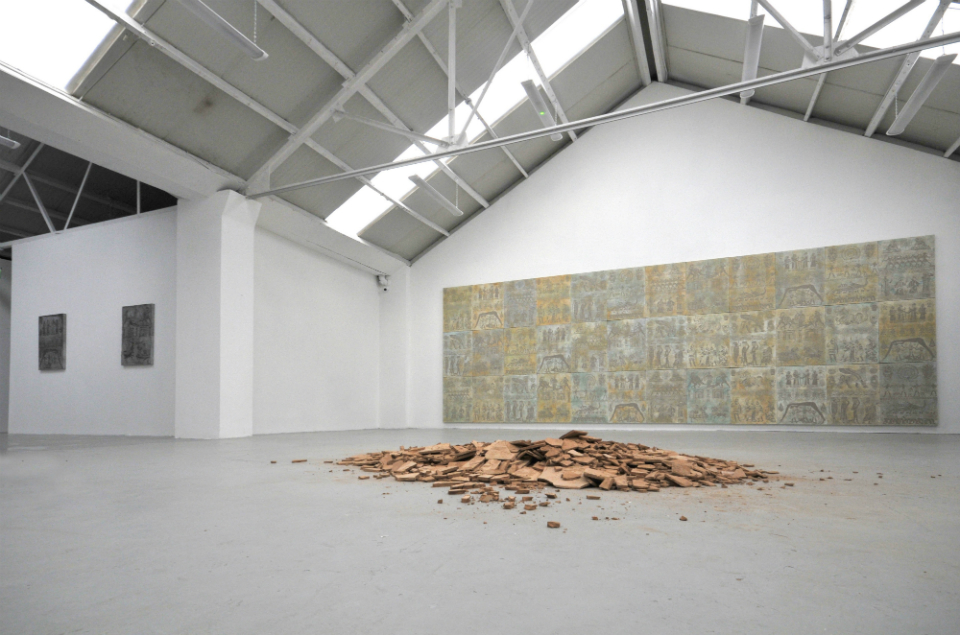 ellis-king-kour-pour-ozymandias-installation-view-2014