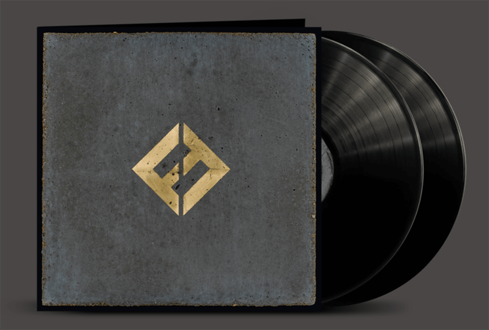 Audio Review Foo Fighters Concrete And Gold