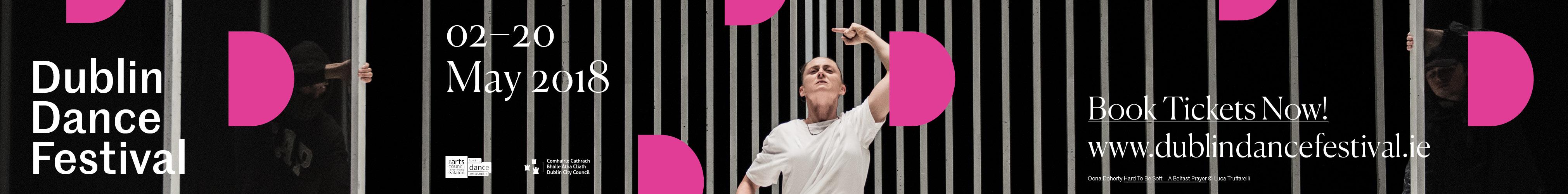 Dublin dance festival 2018