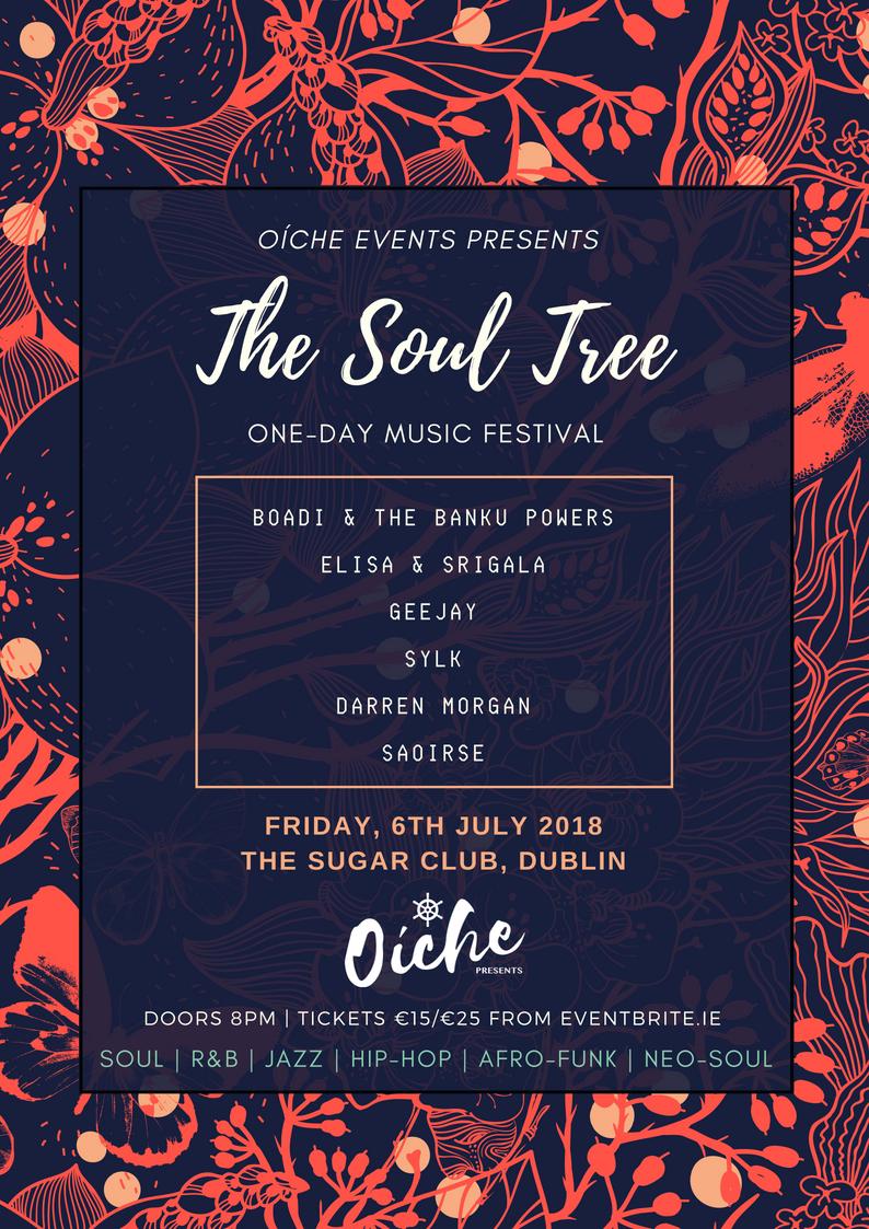 The Soul Tree Festival - Totally Dublin