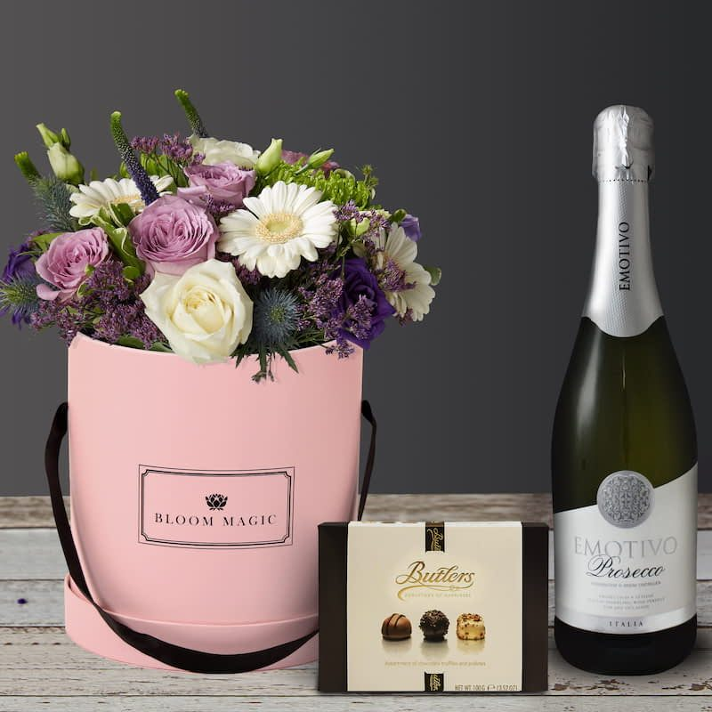 Blooming Bouquet Gift Set