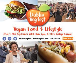 Dublin Vegfest 2018 – 2