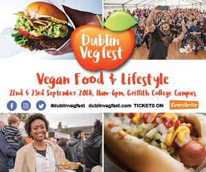 Dublin Vegfest 2018 – 1