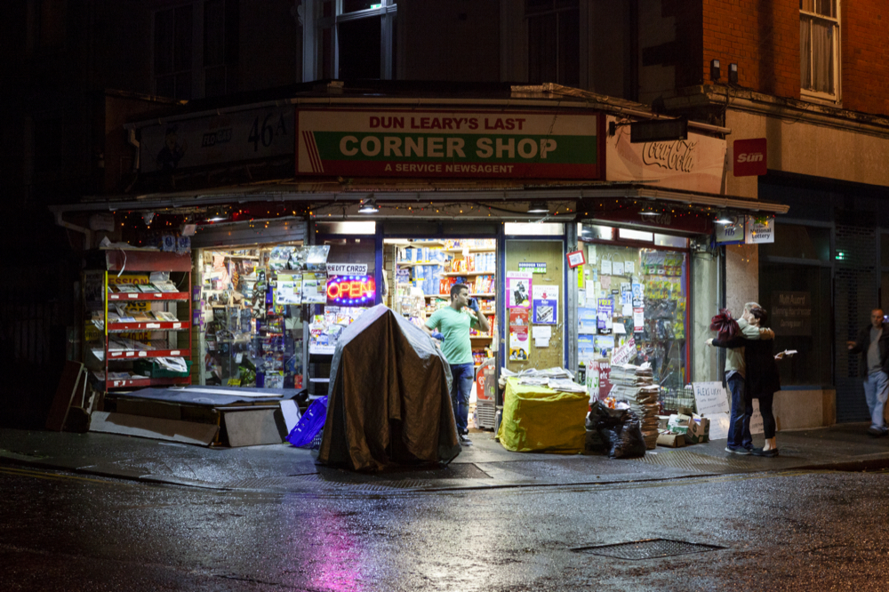 e23cb9cfeecba The corner shop is a vestige of community within the city and much more  than a place for just milk and teabags. We visit some of the corner shops  still ...