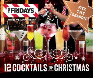 12 cocktails