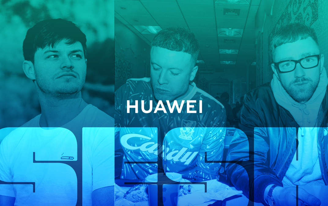 TOP IRISH MUSIC ACTS COME TOGETHER FOR HUAWEI SESH AT BUTTON