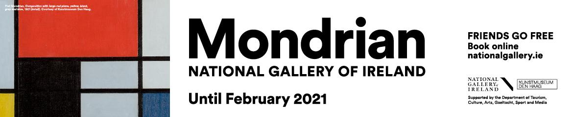 National gallery banner – desktop